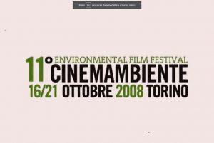 Sigla CinemAmbiente 2008
