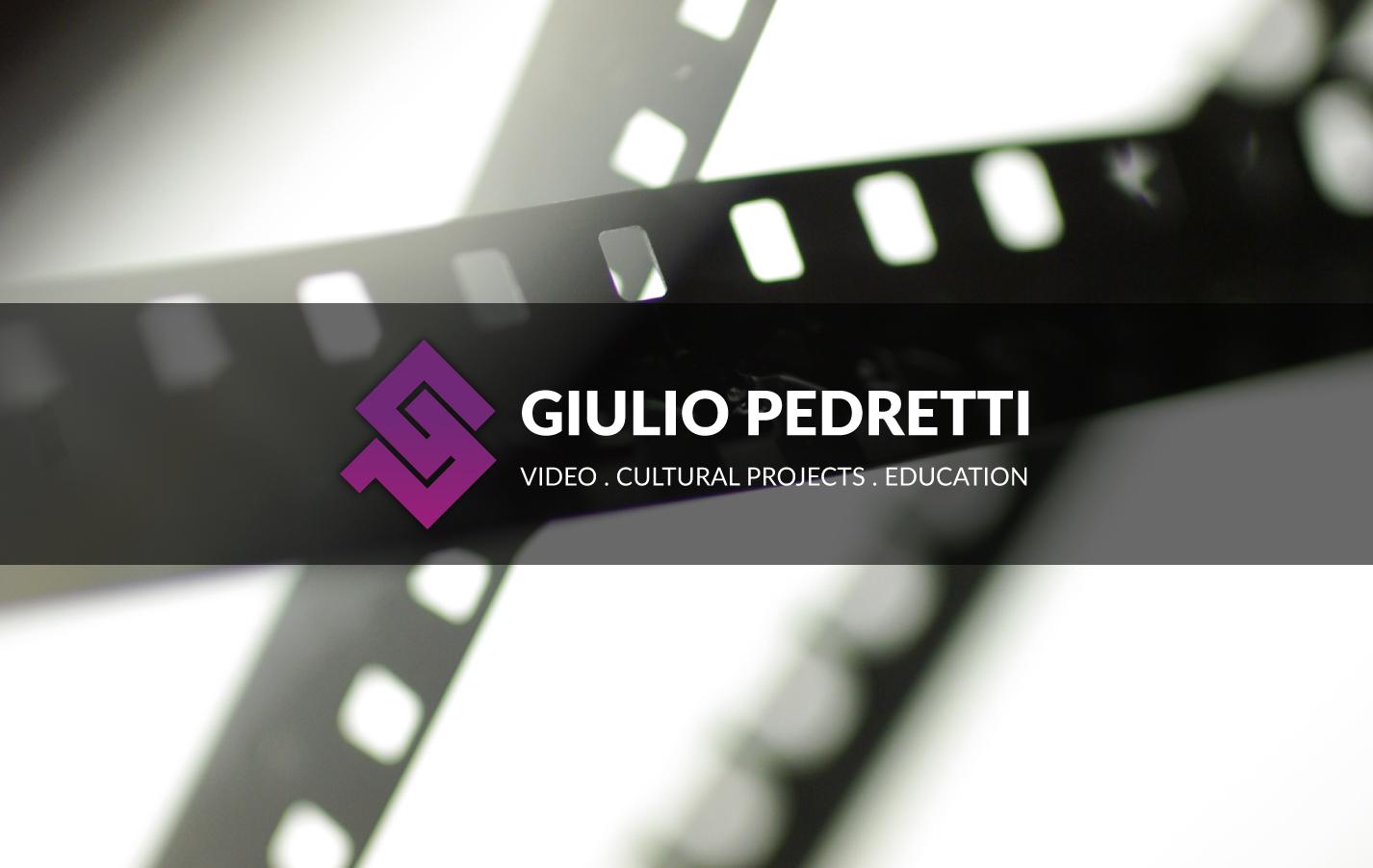 Giulio Pedretti Videomaker
